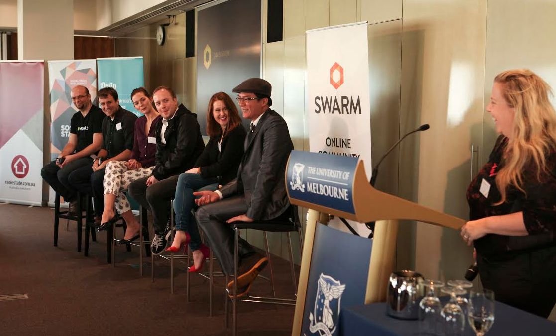 International Speakers Spearhead Line-Up for Swarm 2015