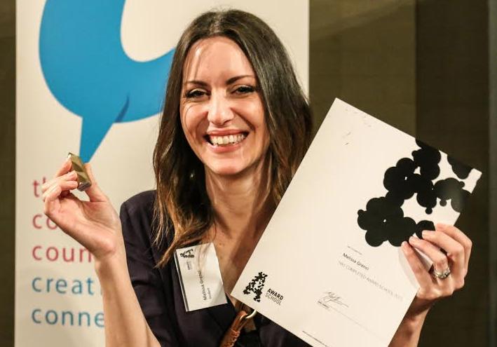 AWARD School South Australia Awards Melissa Grenci Top of Class