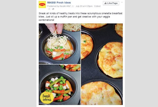 MAGGI's Refreshed Website by The White Agency Attracts New Followers