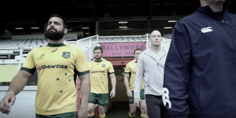 Hahn SuperDry Celebrates Wallabies Partnership With 'Every Game Makes You Better'