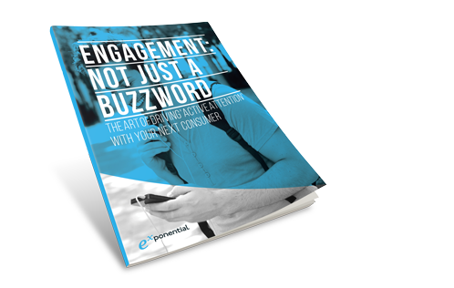 Exponential Releases Insight on Defining, Applying & Measuring 'Engagement'