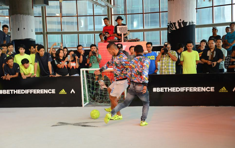 VML Indonesia Pioneers a Live Stream Through Periscope for Adidas Indonesia