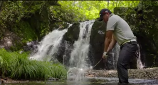 Nissan X-TRAIL & TBWA\HAKUHODO Introduce 18 Holes of the Toughest Golf Ever Played