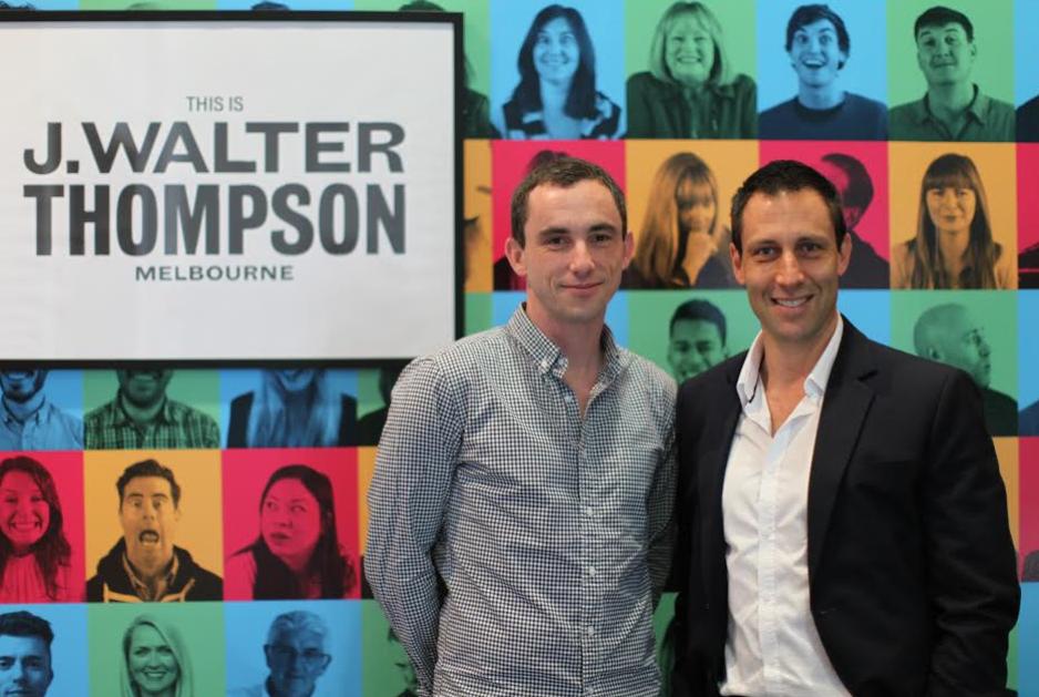 J. Walter Thompson Melbourne Appoints New Head of Planning Simon McCrudden