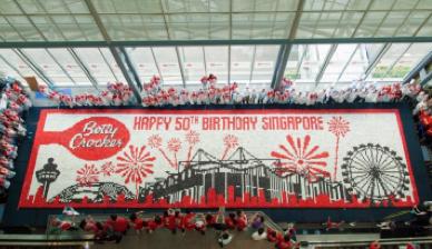 Betty Crocker & Havas Worldwide Siren Whip Up 50th Birthday Cupcakes for SG50