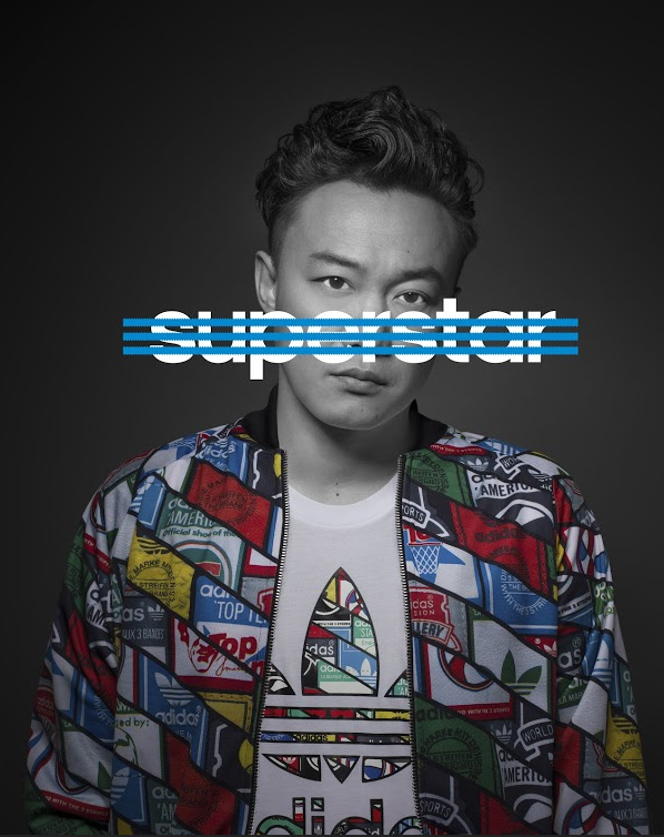 adidas Originals Launches #OriginalSuperstar# Campaign for the Real Superstars of China