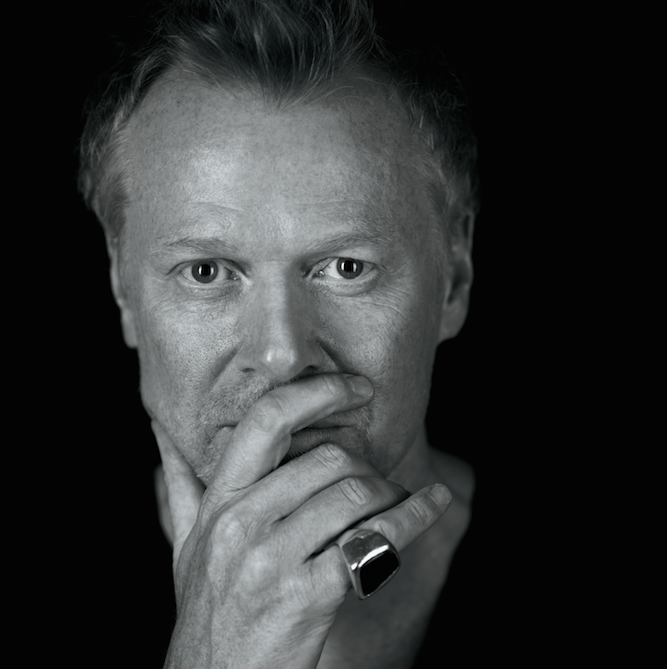 TBWA\Greater China President & CCO Nils Andersson Gets Prepped for Spikes