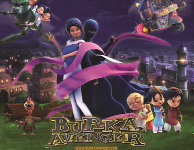 Grey Group Presents: The Unravelling of the Burka Avenger at Spikes Asia 2015