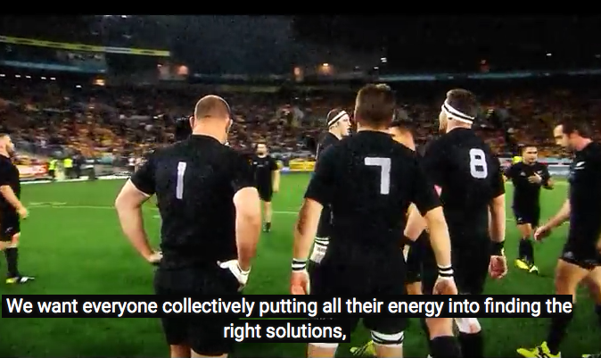 ASB Gives New Zealand Businesses a Chance to Learn from The Team Behind the All Blacks