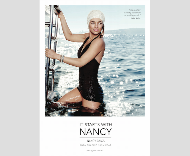 LOUD Launches New Campaign for Nancy Ganz