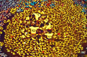 This Compelling Short Film Documents The Indian Ritual of Dahi Handi