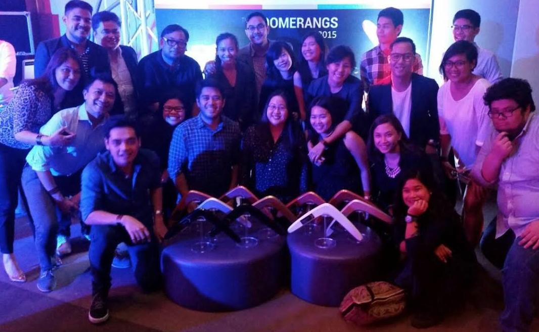 Leo Burnett Manila Wins Boomerang Marketer of the Year