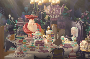 Your Shot: The Story Behind Good Books' Brilliantly Grown-Up Take on Alice In Wonderland