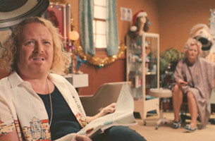 Keith Lemon Is Not Happy with Aussie Christmas in Carphone Warehouse Ad