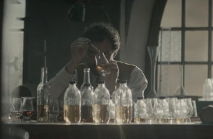 A Dash for Royal Perfection in Cinematic Crown Royal Whisky Ad