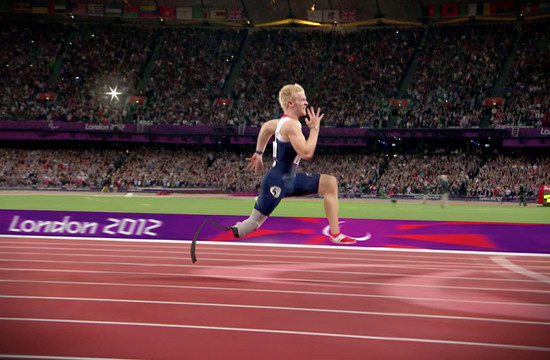 Brits, This RKCR/Y&R Campaign Is Allowing You to Supercharge ParalympicsGB