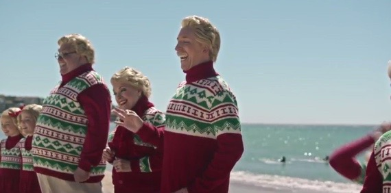 ALDI Extends 'Meet the Tinkletons' Christmas Campaign with Six New Spots from BMF