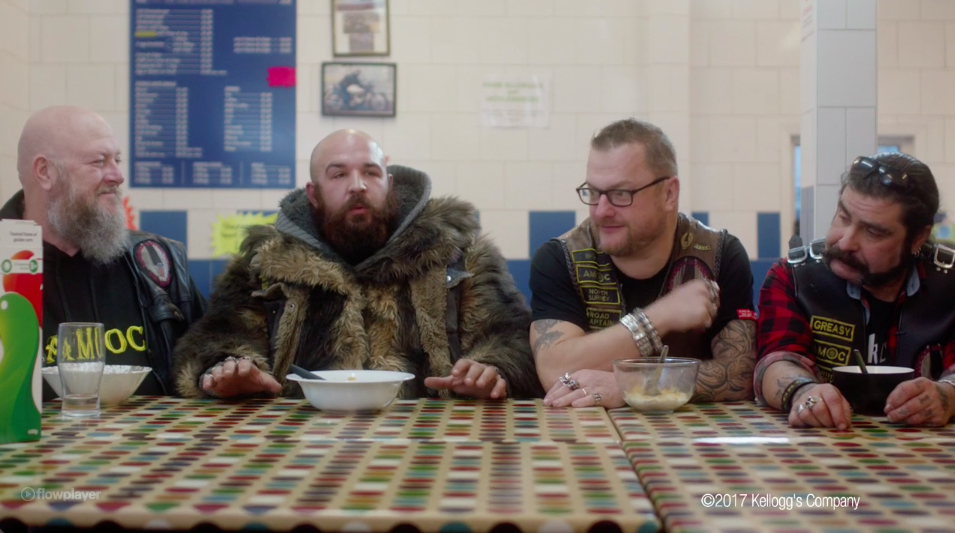 Real Kellogg's Fans are the Stars in Latest Campaign
