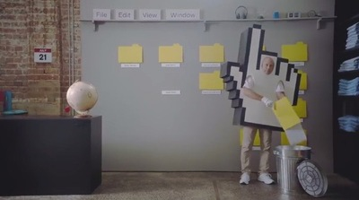 GoDaddy Introduces Aussies to 'Cursor Man' in First All-Australian Campaign via TBWA Sydney