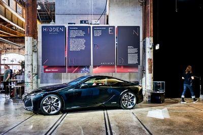 Lexus + Semi Permanent Collaborate to Launch 'Hidden Artistry' Exhibition via M&C Saatchi