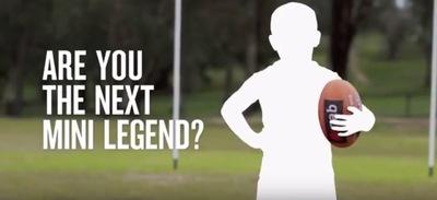 NAB Mini Legends Return for The Mini Legends Draft in New Campaign via Clemenger Melbourne