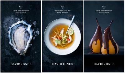 David Jones Unveils Campaign via TBWA Sydney + Maud to Launch New David Jones Food Brand