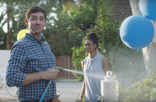 This Ad for a Bidet Toilet Seat is a Symphony of Synonyms for Butts