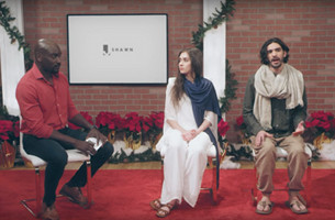 Is Joseph The Father? Nativity Heads to 2017 Talk Show in Paternity Test Ad
