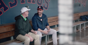 Rodeo Show's Alec Sutherland Hits Allergies Out of the Park w/ Justin Verlander for FLONASE