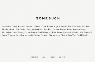 Somesuch's Roster Features All of Its Female Employees for IWD 2018