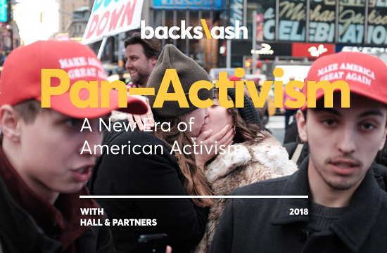 TBWA Backslash Releases Study on 'Pan-Activism', a New Era of American Activism