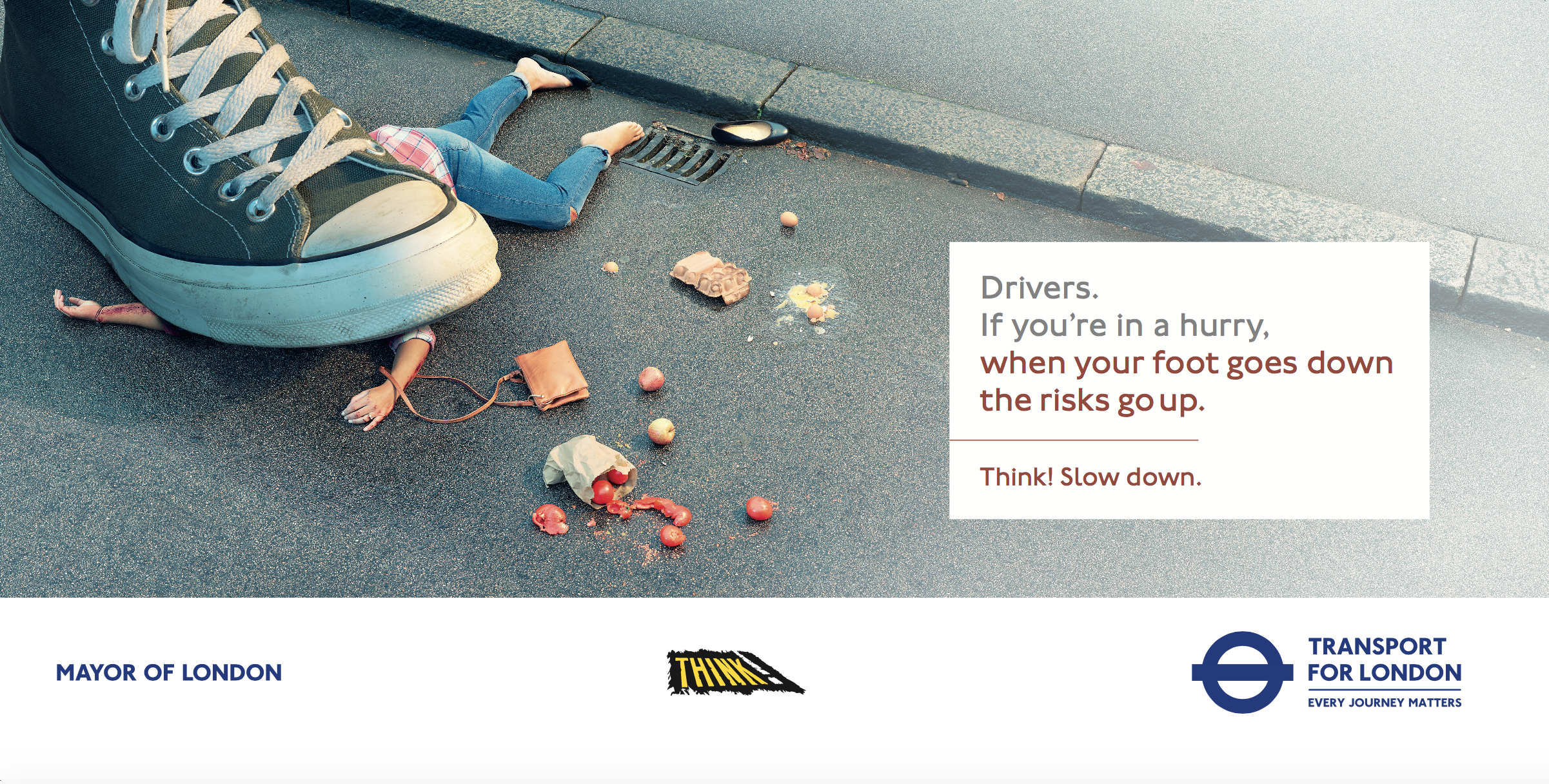 TFL Launches New Road Danger Reduction Campaign