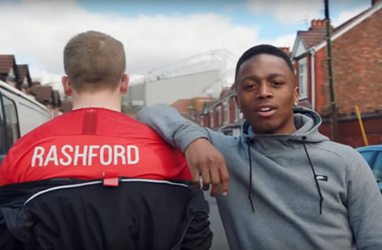Your Shot: England's World Cup Announcement for a New Generation