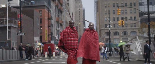 Kenyan Samburu Warriors Head to New York for Save the Elephants