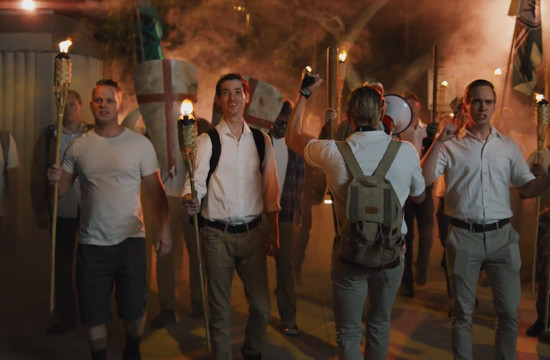 Are You Happy with Trump's America? Because These Guys Are, Says This Ad