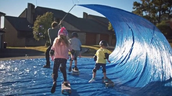Big W Builds On 'Kids Happen' Campaign With New 'Kids on the Move' Spot