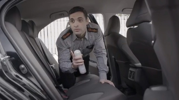 13cabs Introduces Australia's Most Eager Cabbie Ever 'Serge'