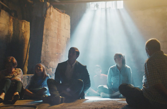 A Spy's Family Joins the Mission in this Middle Eastern Volkswagen Ad