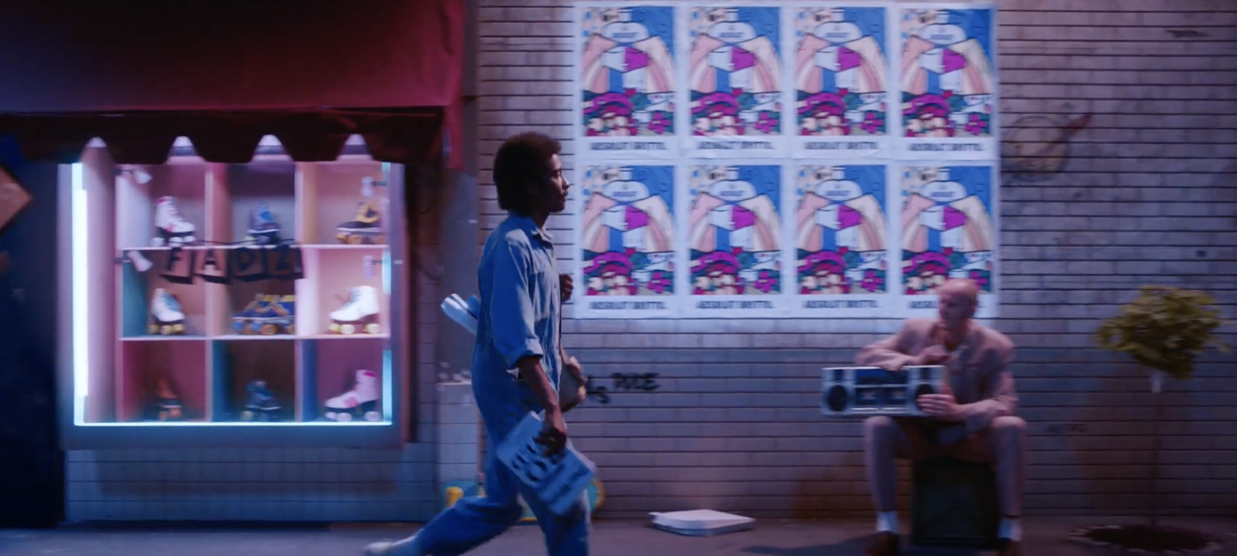 Absolut Launches Global Creative Competition with Sonic Segue Through the Decades