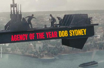 DDB Sydney Crowned Campaign Brief Australian Agency of the Year