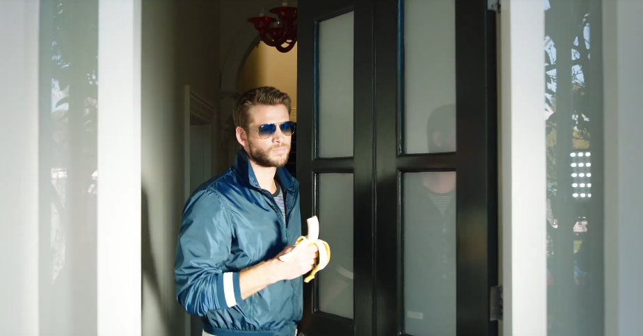 An Over The Top Liam Hemsworth Fronts OPSM's Funny Ad Campaign