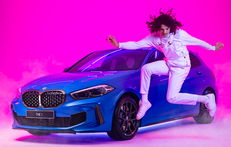 BMW Collaborates with Spotify, Ladi6 and BAYNK to Unlock Summer Driving Music for Kiwis
