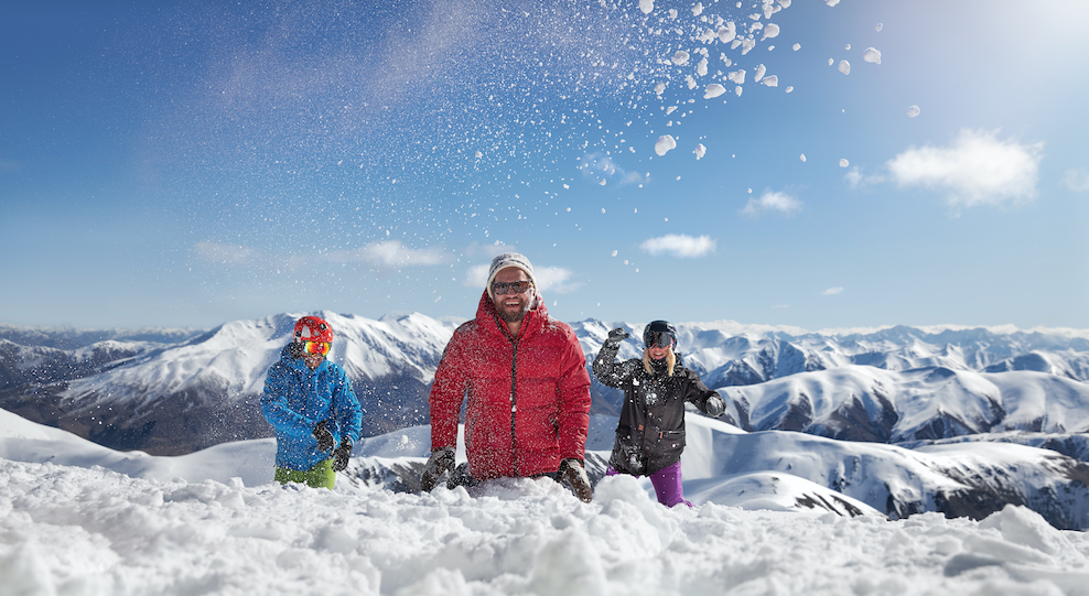 Tourism New Zealand Campaign Invites Aussies to Experience a Real Kiwi Winter Holiday