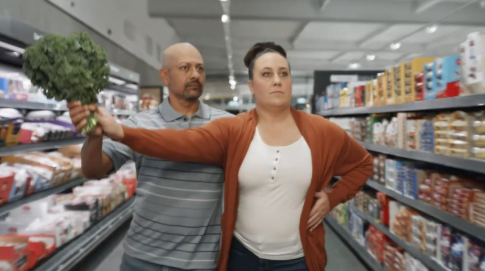Shoppers Glide Through ALDI in BMF's Latest Spot