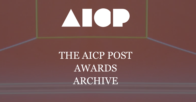 All Live Events for AICP Awards Move to a Virtual Platform for 2020