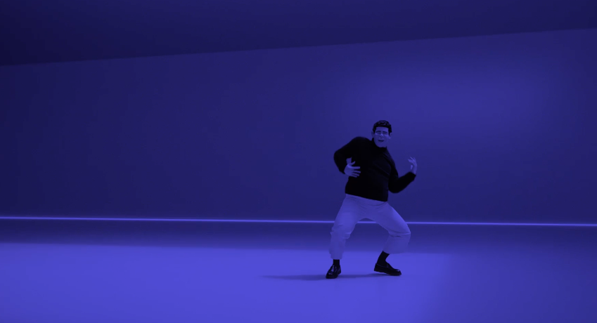Jack Antoine Charlot Lets Loose for S+C+A+R+R Music Video