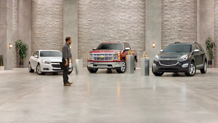 Chevrolet's 'Real People. Not Actors' Campaign Is a Fresh Take on Staying at Home