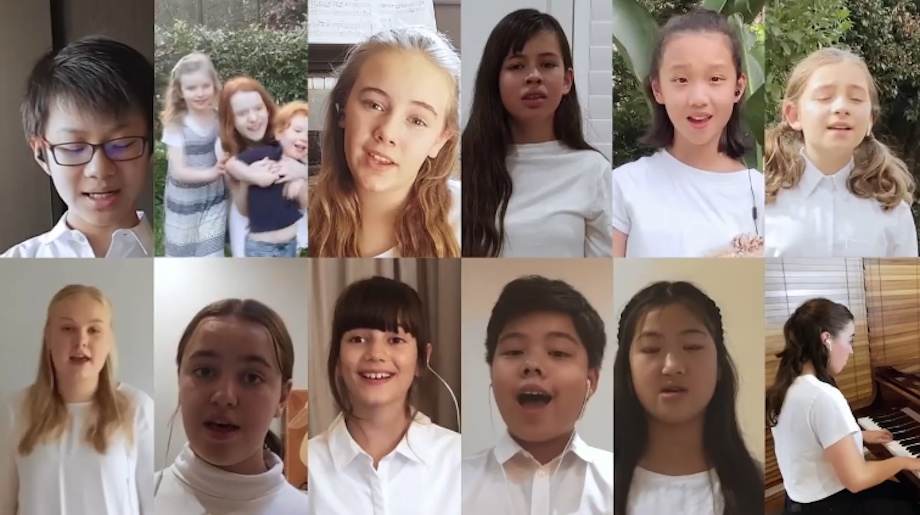 Qantas Choirs Sing 'I Still Call Australia Home' in New Online Film