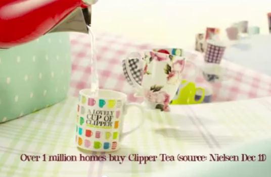 Aardman & Warl Create New Ad For Clipper Tea
