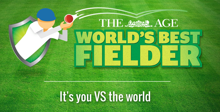 Fairfax Media & With Collective Launch Virtual Cricket Game